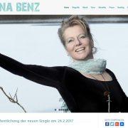 Homepage Tina Benz