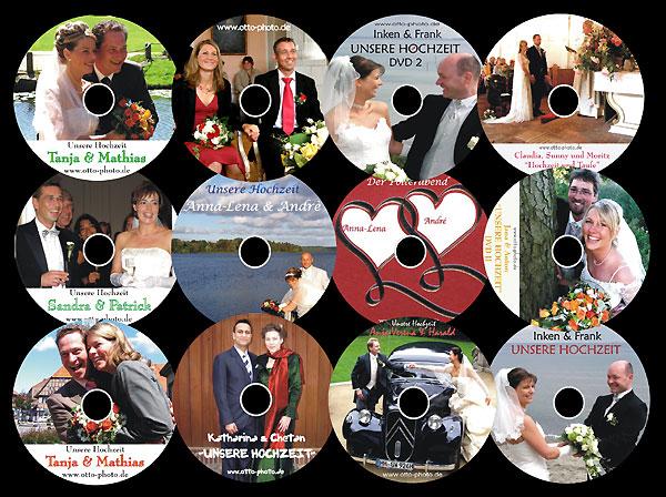 Hochzeitsfilm DVD