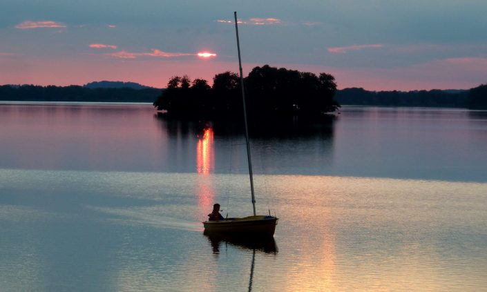 otto-photo-malente-dieksee segelboot