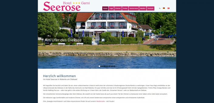otto-photo Webdesign Hotel Seerose