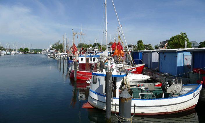 Ostsee Hafen Niendorf