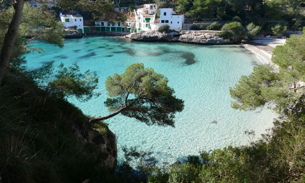 Mallorca-Cala-Santanyi