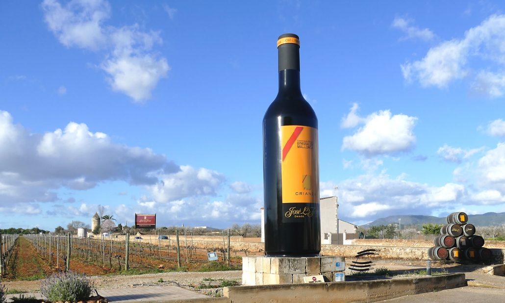 Mallorca-Vinos Jose-Ferrer-Binissalem