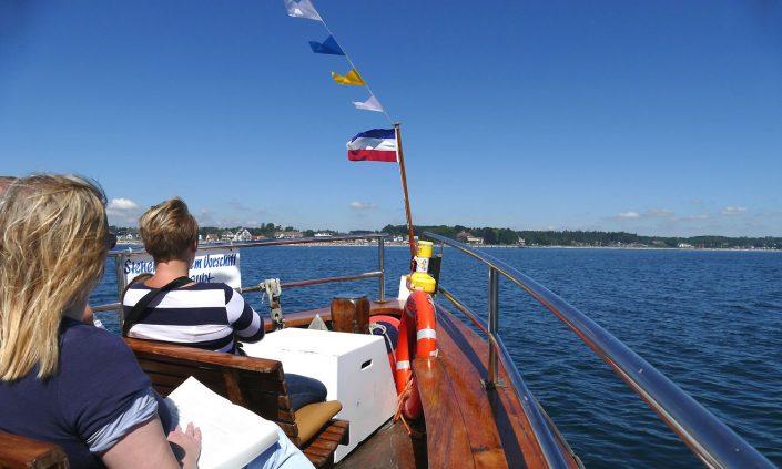 Ostsee Bootsfahrt