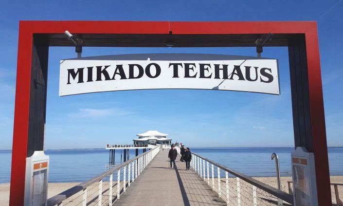 Ostsee-Mikado Teehaus