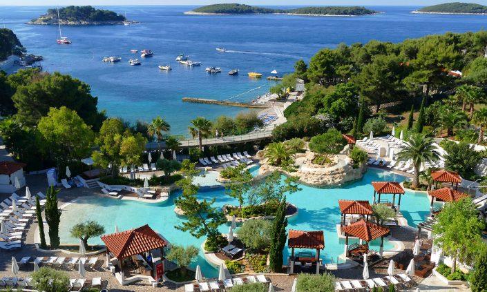 Kroatien Hvar