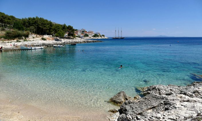 Kroatien Hvar-Mala Milna