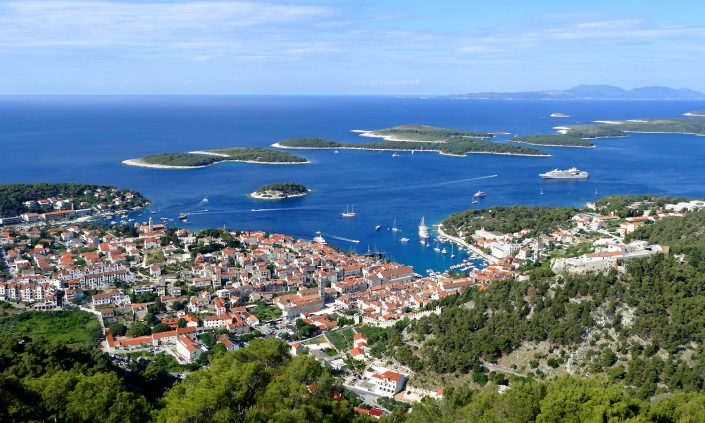 Kroatien Hvar Pakleni