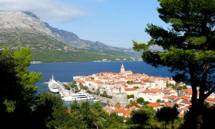 Kroatien Korcula