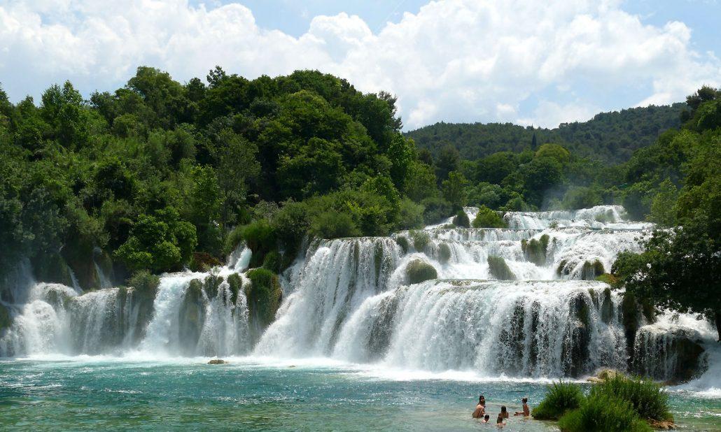 Kroatien Krka
