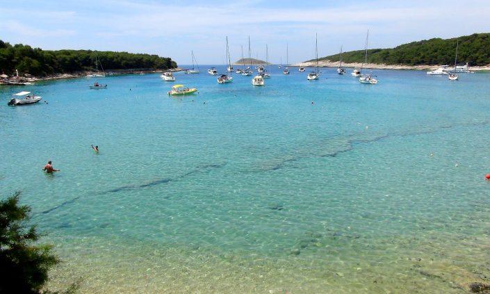 Kroatien Palmiziana
