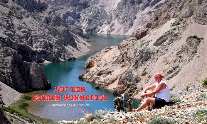 Au den Spuren Winnetous Zrmanja Canyon