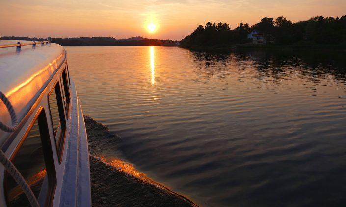 otto-photo Bad Malente Sonnenuntergang am Kellersee
