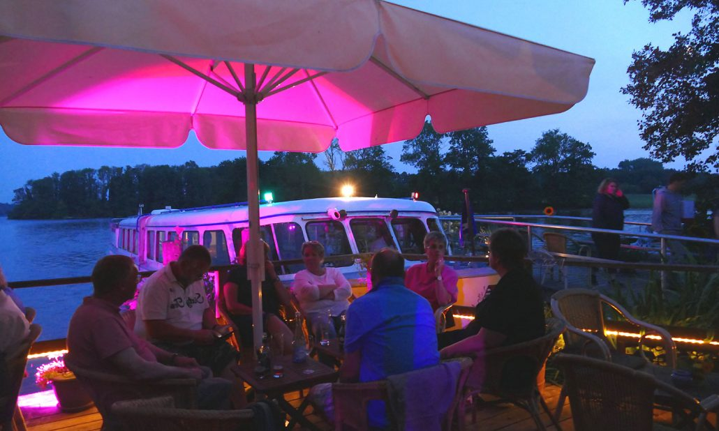 otto-photo Bad Malente Kellersee Seehütte Abendstimmung