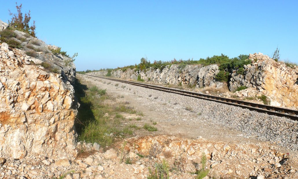 Winnetou Rastevic Eisenbahn