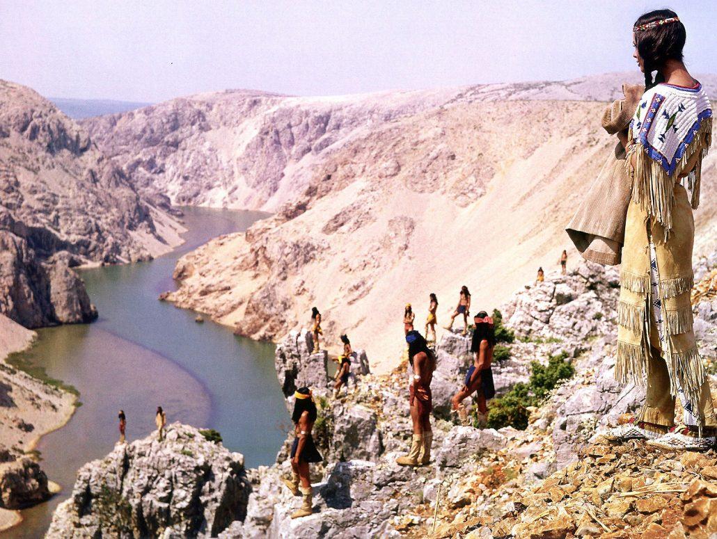 Winnetou Plateau Zrmanja Canyon Ntscho tschi
