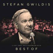 CD-Cover-Stefan Gwildis—Live und Philharmonisch (Best Of) erscheint am 12. Oktober 2018