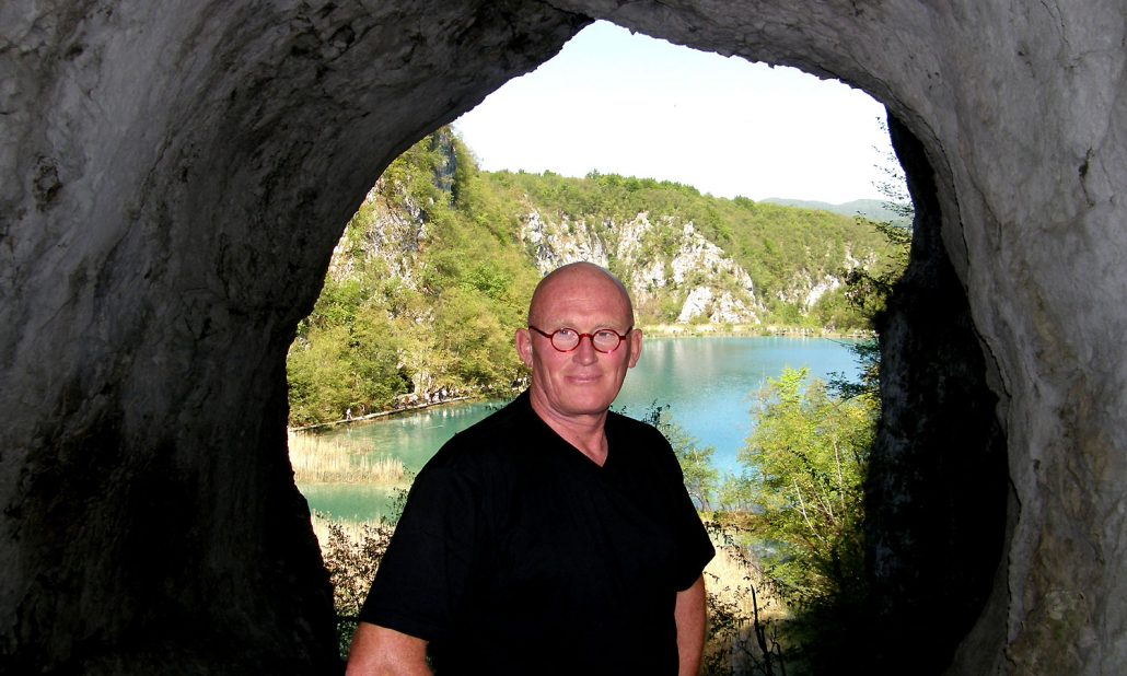 Silbersee Plitvice Höhle Manfred Otto
